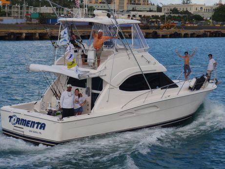 2006 Riviera 40 Flybridge