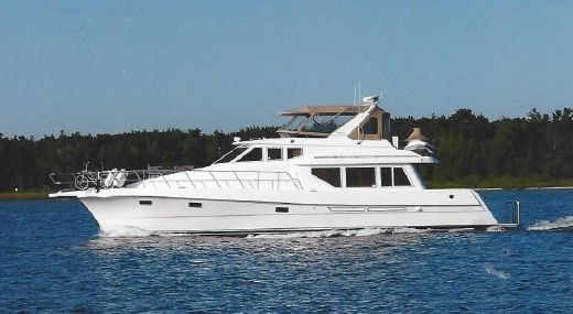 1998 Mckinna 57 Pilothouse