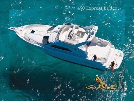 2003 Sea Ray 450 Express Bridge