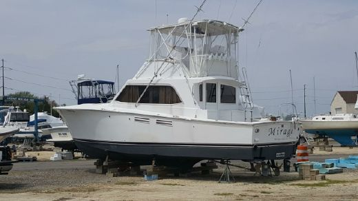1988 Pace Sport Fisherman