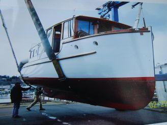 1935 Custom Classic/Antique Wooden Yacht