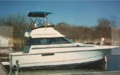photo of 34' Silverton Convertable