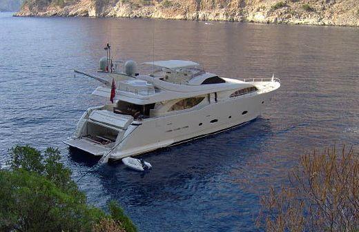 2005 Ferretti Custom Line 94