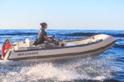 2019 Williams Jet Tenders Sportjet 395