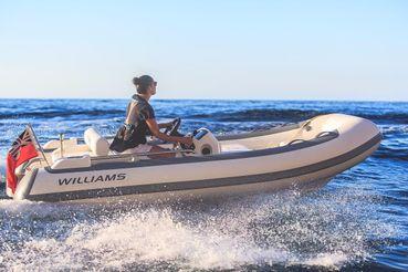 2019 Williams Jet Tenders Sportjet 395