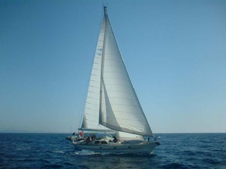 1989 Oyster 53 HP