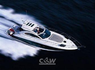 2008 Sunseeker Portofino 47