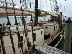 Photo of Tallship Topsail Gaff Rigged Schooner Tallship