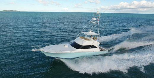 2005 Viking Yachts 52 Convertible