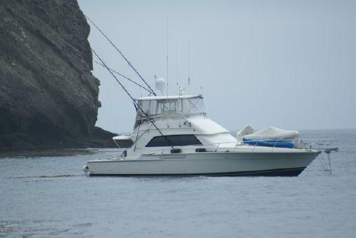 1990 Bertram Sport Fisherman