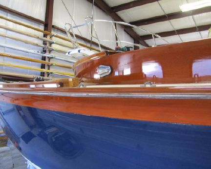 2001 Classic Boat Shop Pisces 21