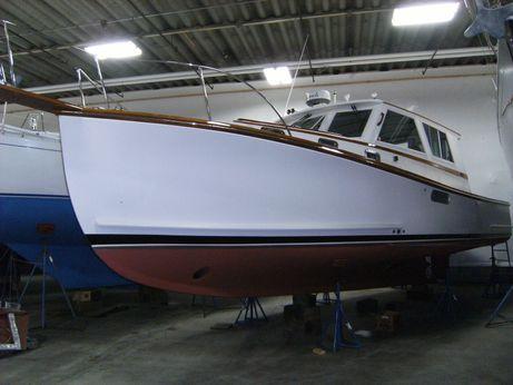 2004 Wilbur 34 Sedan Cruiser