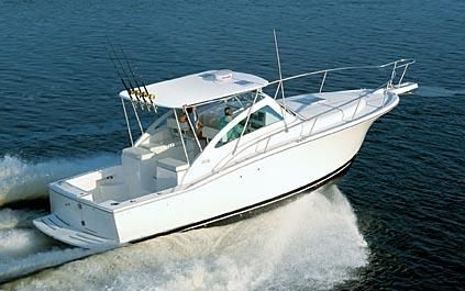 2005 Luhrs 30 Hard Top