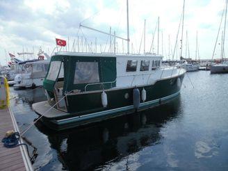 2015 Yener Boat Custom Built Trawler 35