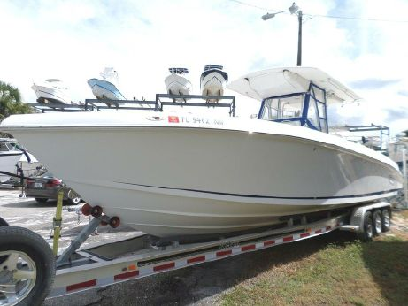 2007 Spectre 37 Center Console Diesel