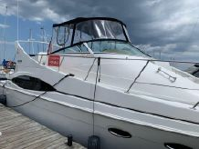 2004 Carver 350 Mariner