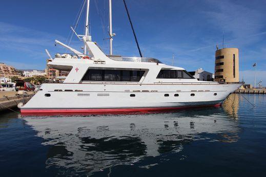 2003 Monty North Wind Long Range Yacht