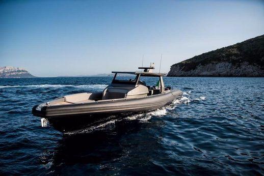 2015 Novamarine BLACK SHIVER 140 FB