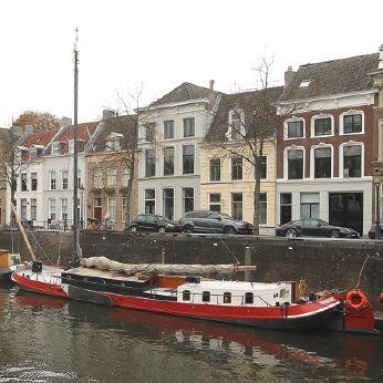 1924 Barge Groninger Boltjalk