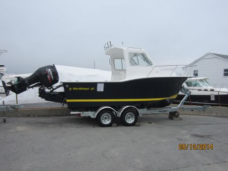 2014 Spring Special! 21' Hard Top with Trailer