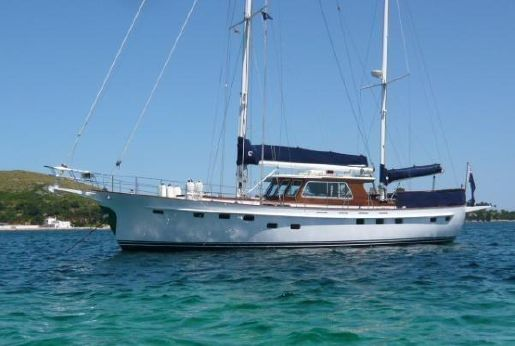 1979 Porsius Custom build steel Ketch