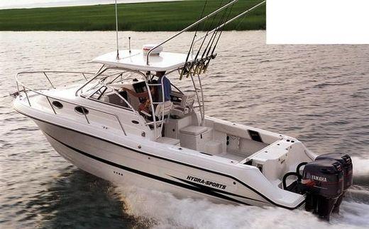 2003 Hydra-Sports Vector 2800 WA