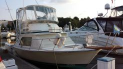 1985 Blackfin 32 Flybridge