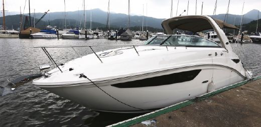 2014 Sea Ray Sundancer 260
