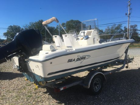 2006 Sea Boss 190 CC
