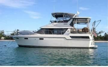 1990 Carver Yachts 3807 Aft Cabin MY