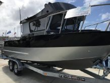 2018 Tanner Boats Offshore 24