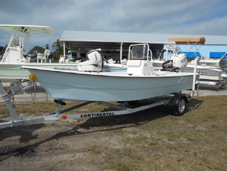 2017 Stumpnocker 174 Sports Skiff CC