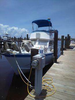 1973 Gulfstar 36 Trawler