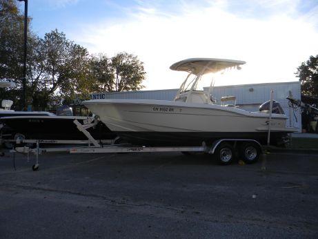 2009 Scout Boats 222 Sportfish