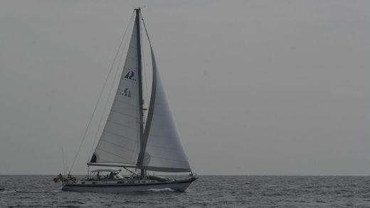 2002 Hallberg-Rassy 53
