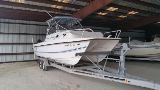 2006 Twin Vee 26 Express