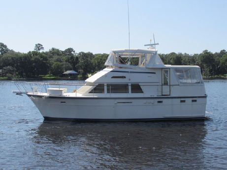Hatteras 43 motor yacht boats for sale yachtworld for Hatteras motor yacht for sale