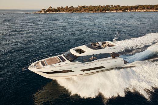 2017 Prestige 680S Yacht