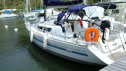 2009 Jeanneau Sun Odyssey 36i