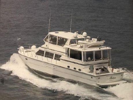 2004 Novatec 55 Cockpit Motor Yachts