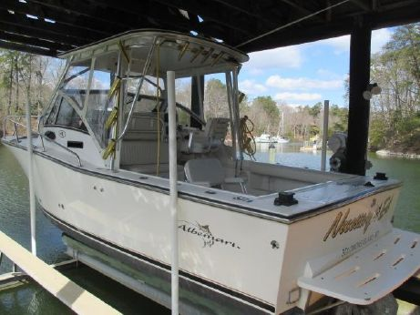 2001 Albemarle 265 Express Fisherman