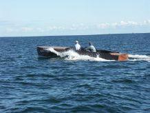 1936 Custom Line Klassisches Motorboot 1936
