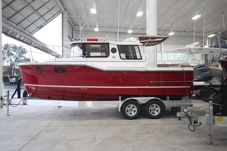 2018 Ranger Tugs R-23 In Stock Power Boat For Sale - www