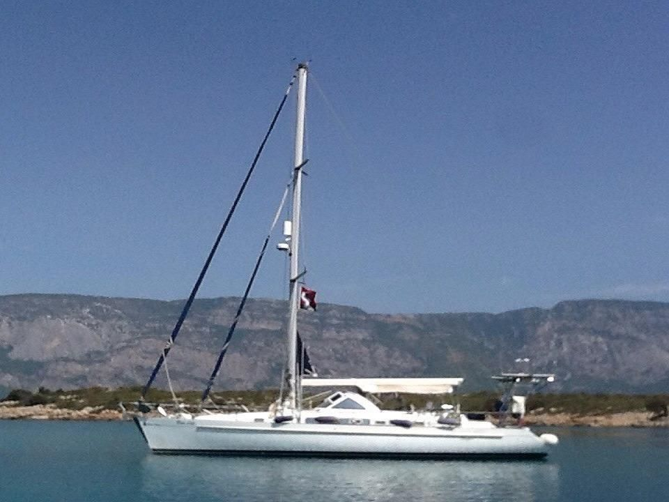 1998 Beneteau Oceanis 40 CC Sail Boat For Sale - www ...