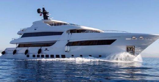 2015 Steel Motor Yacht