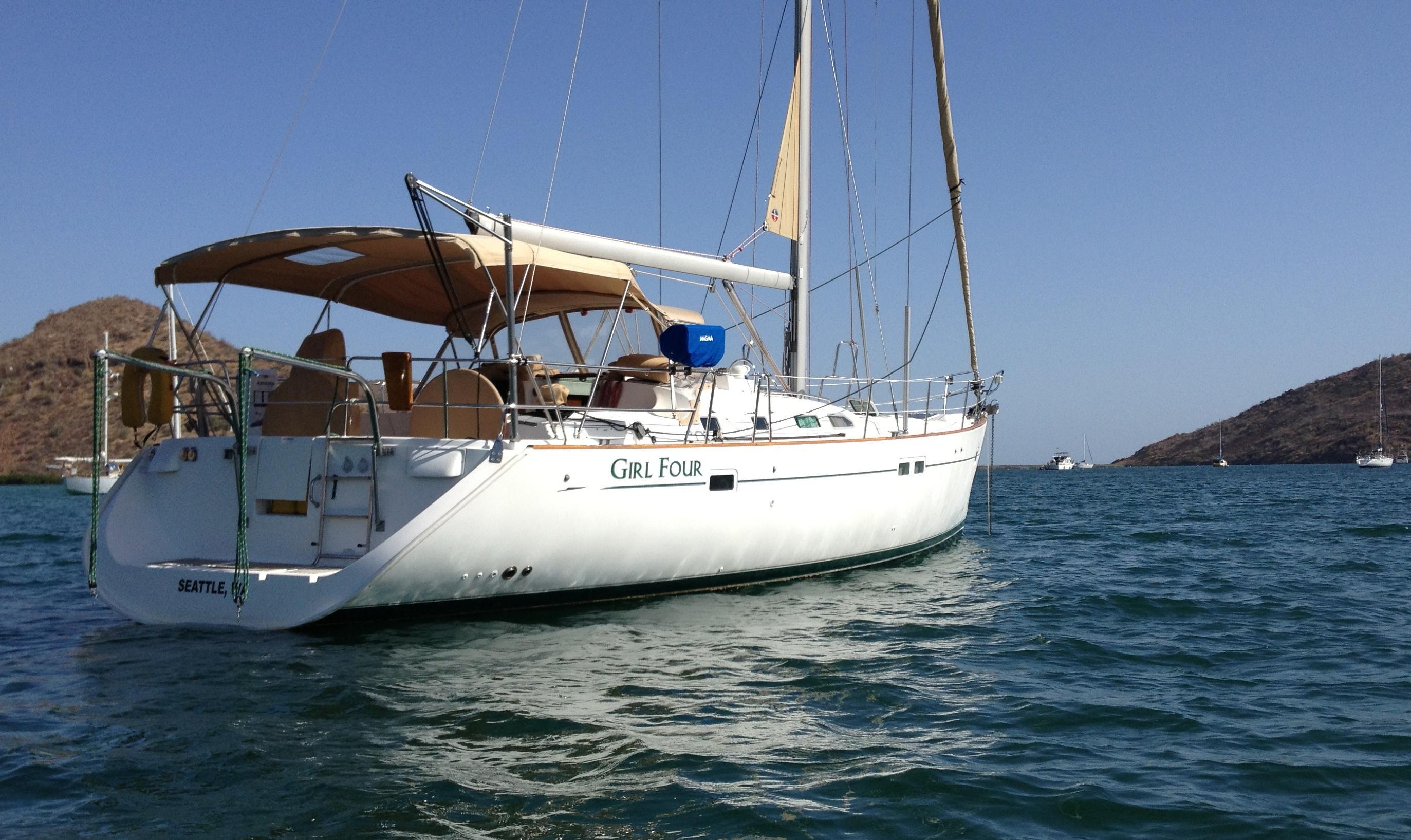 2002 Beneteau Oceanis 473 Sail Boat For Sale - www.yachtworld.com