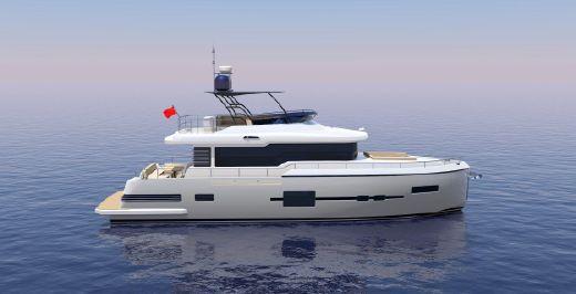2017 Heysea Yachts Zoom 58