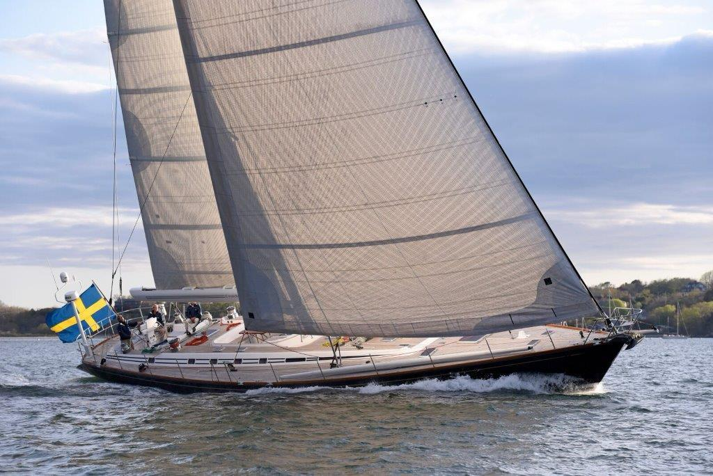 Swan 77 - Offshore Spars