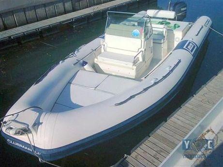 2003 Jokerboat Clubman 24