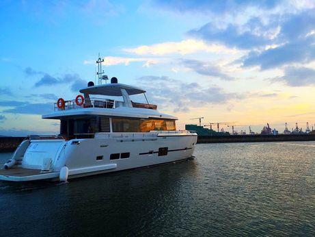 2017 Heysea Yachts Zoom 76